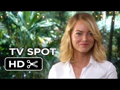 Aloha TV SPOT - Soulmates (2015) - Bradley Cooper, Emma Stone Movie HD