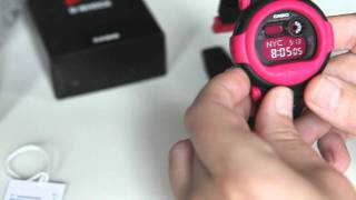 Jason G-001-1BDR G-Shock Review