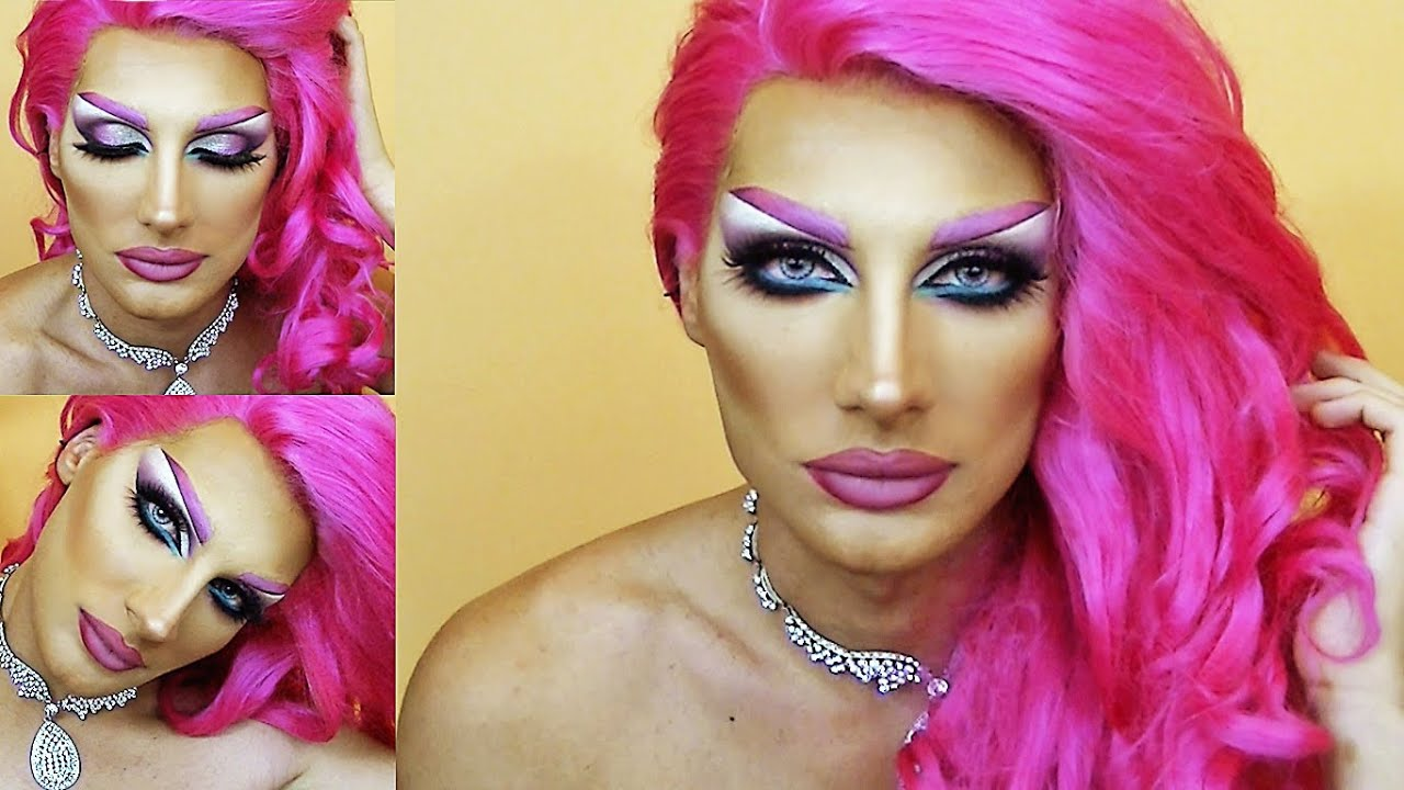DRAG QUEEN MAKE UP - Summertime Fantasy