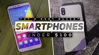 Top 5 Best Budget Smartphones Under $100 2019! - Phones Under ₹7000!