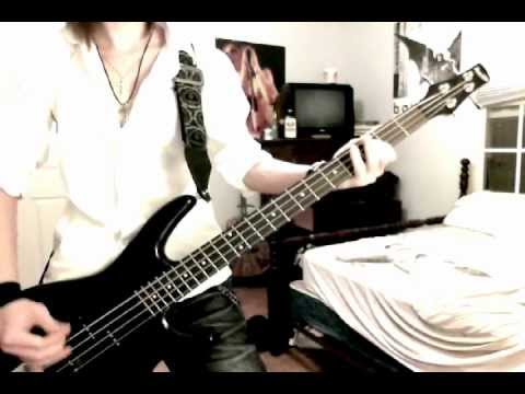 Luna Sea -- Precious... Bass Cover