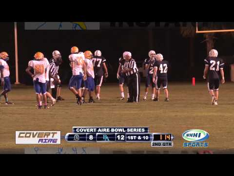 COVERT AIRE BOWL SERIES | Charleston Collegiate at Beaufort Academy | 10-3-2014 - 10/08/2014