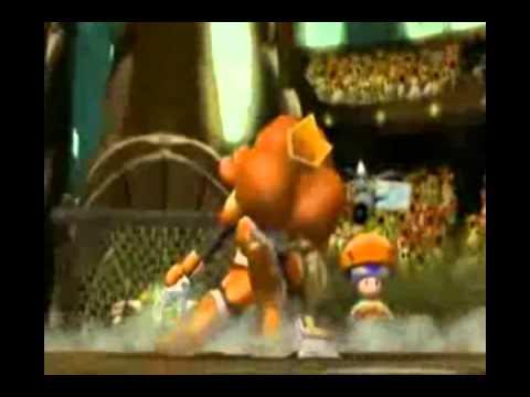 Super Mario-Peach vs Daisy vs Rosalinda