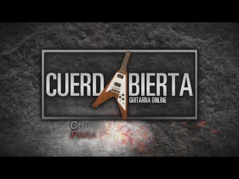 Como Tocar De musica ligera - Soda stereo - Gustavo cerati leccion