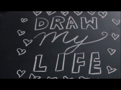 Draw my life-Sjlovesjewelry