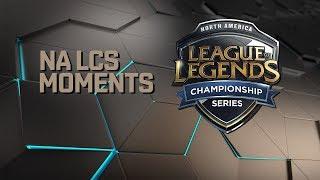 NA LCS Moments - Week 4 (Summer 2017)