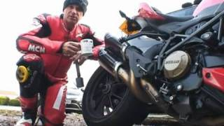 Ducati Streetfighter longterm report 2