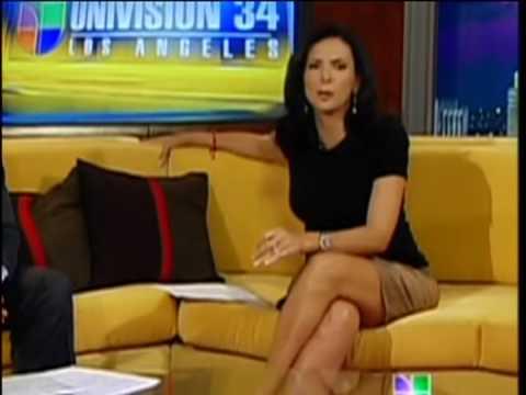 """Gabriela Teissier Sexy Silky Smooth """"LEGS"""""""