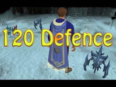 Gh0s7 Rid3r Getting 120 Defence