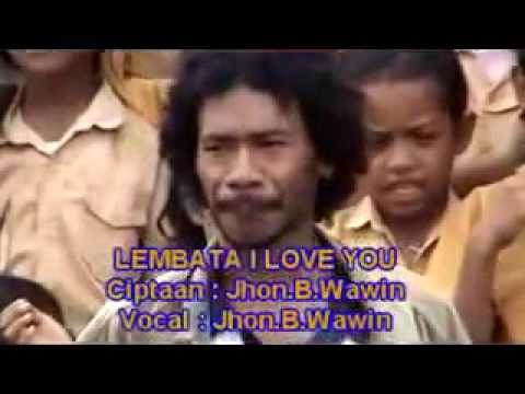 Lembata I Love You   John Wawin