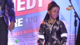 Alex Muhangi Comedy Store March2019 - Fresh Kid UG