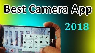 top 1 best camera app for android 2018 [ hindi ]