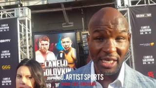 """B-Hop trashes """"THE CIRCUS!"""" Floyd vs Conor! Compares Canelo/GGG to him and Trinidad!"""