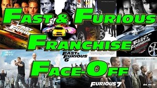 Fast and Furious Franchise Face-Off: Examining the Series (Part 2 of 2, Furious 7)