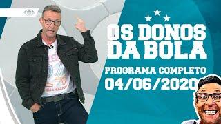 AO VIVO OS DONOS DA BOLA 04062020