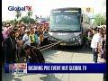 Kota Bekasi, Titik Terakhir Dari Roadshow Global TV Lucky 13 On Bus   BIS 05/10