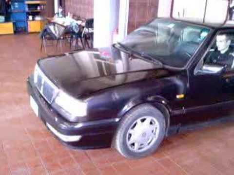 1984 lancia thema. Lancia Thema 2.0i Turbo REV