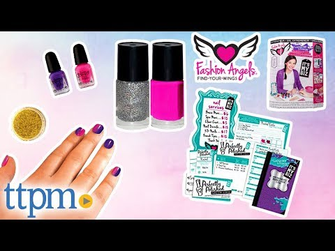 It's My Biz Nail Salon from Fashion Angels