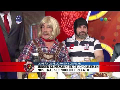 Jurgen Klinsmann recuerda un chiste - Peligro Sin Codificar 2015