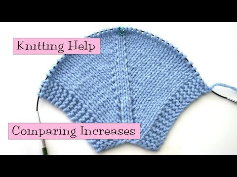 How To Increase Stitches In Knitting Continental : Continental Knitting Stitches M1 Knitting Stitches