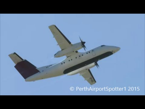 Today video we have Maroomba Airlines Bombardier Dash 8-100 taking off Runway 21 :D Plane information: Airline: Maroomba Airlines Aircraft: Bombardier Dash 8-100 Registration: VH-QQL Flight...