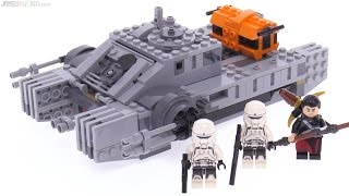 LEGO Star Wars Imperial Assault Hovertank review! 75152