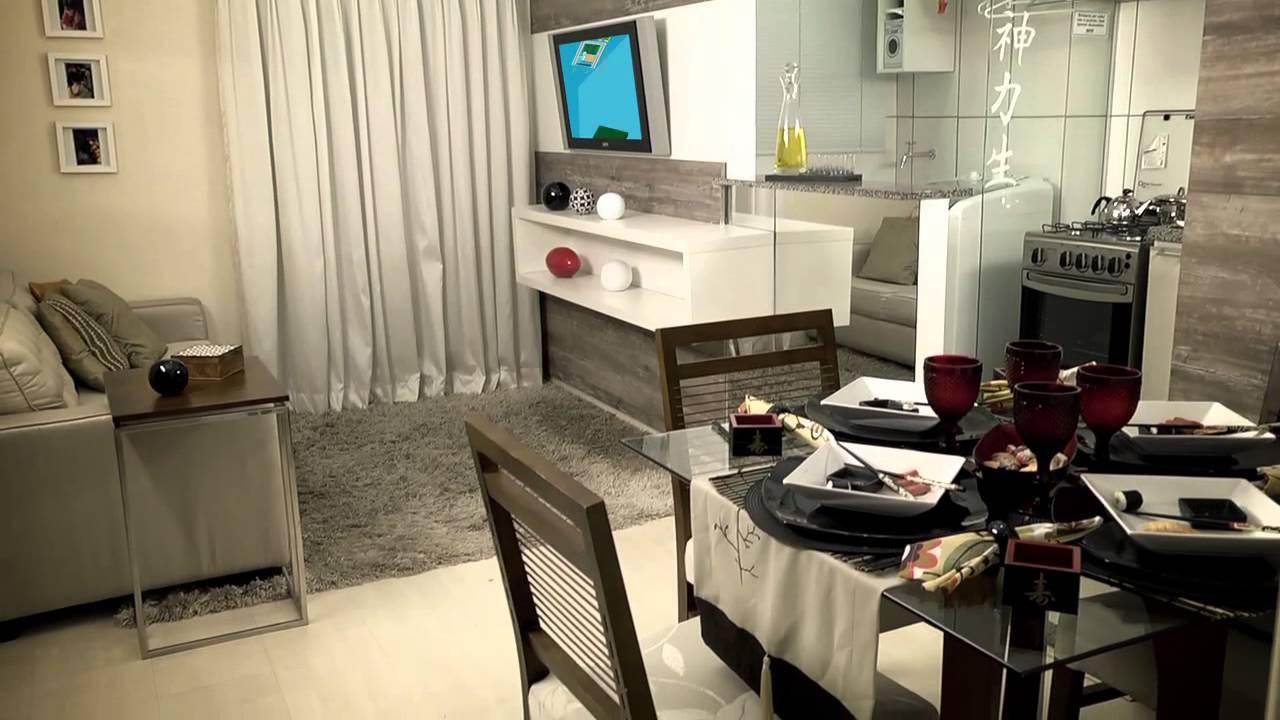 Apartamentos prontos em Franca: Fiorentine MRV - YouTube