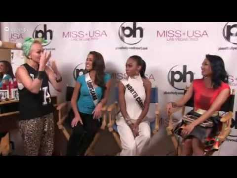 Behind the Scenes of the Miss USA Pageant (Hosted by Jeannie Mai)
