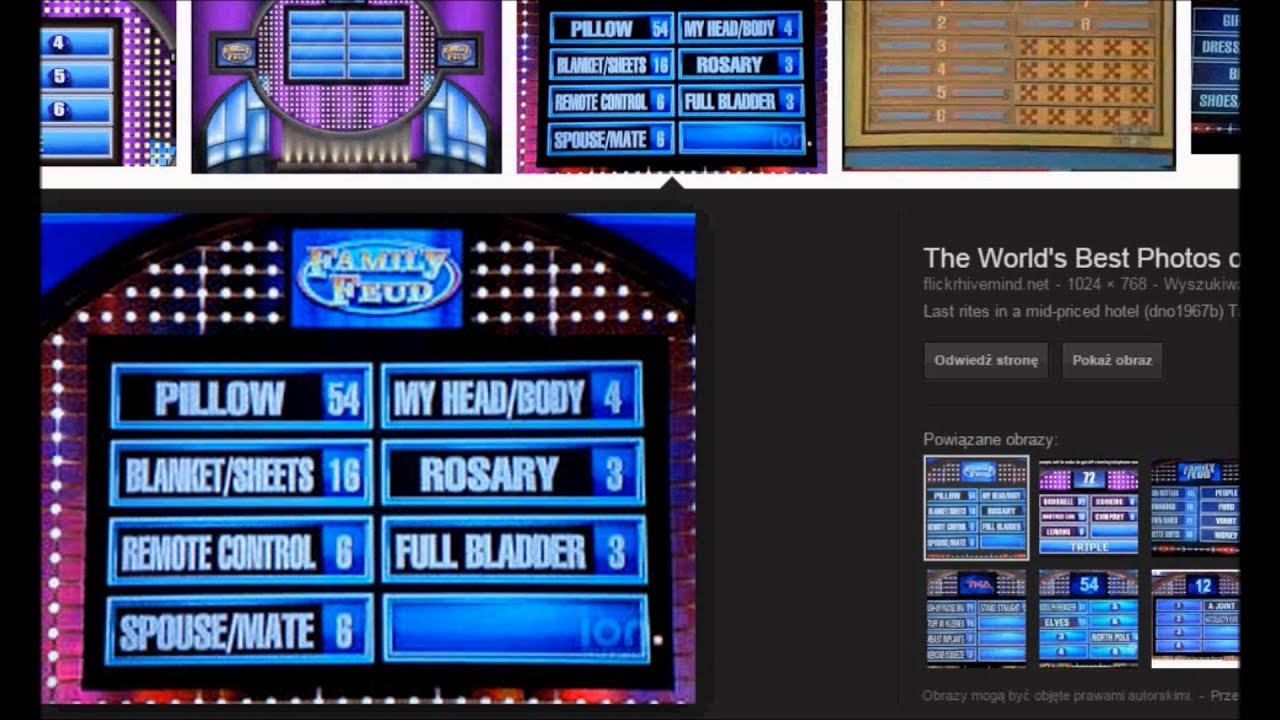 Family Feud Game Powerpoint Template