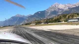 Vol avion Yverdon - Jungfrau - Sion - Yverdon