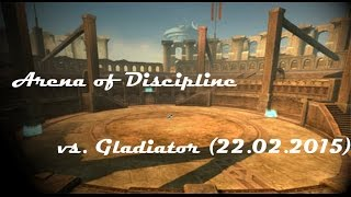 Arena of Discipline [PvP event] - vs. JustPro (22.02.2015)