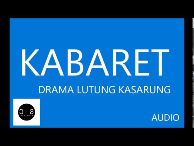 Kabaret Lutung Kasarung Bahasa Sunda (Audio)