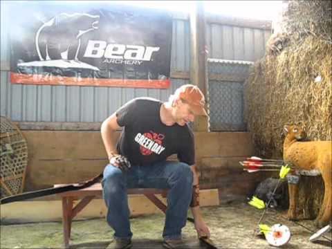 Instinctive Archery - Bear Grizzly review.