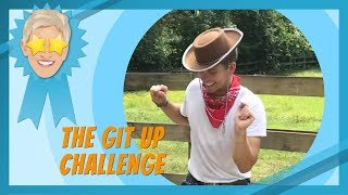 The Git Up Challenge