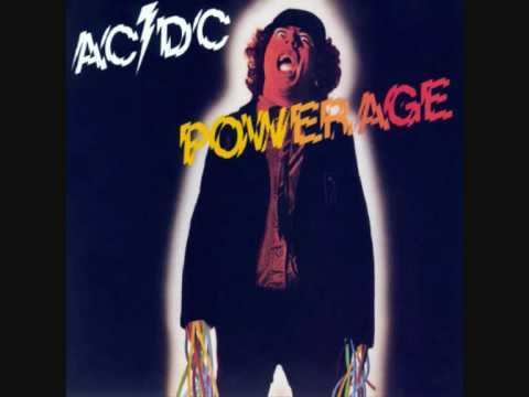 AC/DC - 3. Gimme a Bullet - Powerage 1979