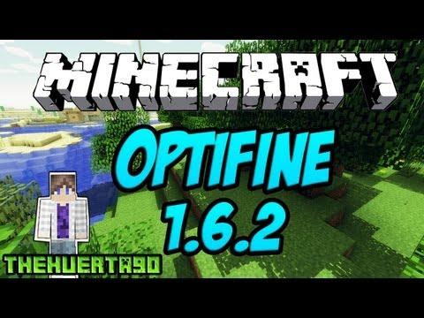 OptiFine Mod - COMPATIBLE CON FORGE! [Minecraft 1.6.2]