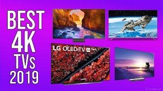 TOP 5 BEST 4K TV OF 2019 [Q2, Q3]