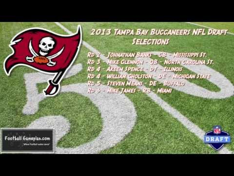Football Gameplan's 2013 NFL Draft Grades - Tampa Bay Buccaneers
