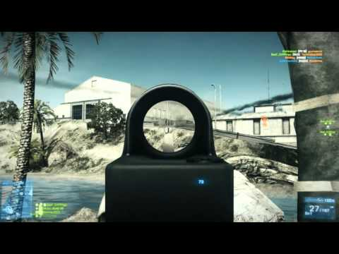 Let's Play Battlefield 3 Multiplayer Part 13 [HD] [GERMAN] - Rush Strike at Karckand