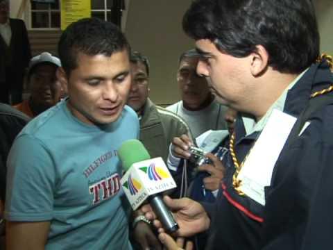 TV AZTECA DEPORTES EN SUDAMERICA BOLIVIA 6 - ARGENTINA 1