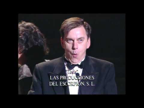 Tesis, Goya a Mejor Película 1997