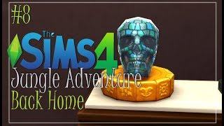 Let's Play The Sims 4|Jungle Adventure|Back Home