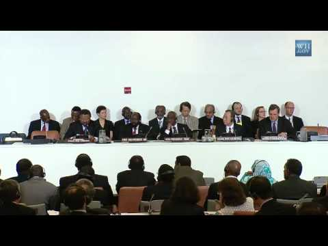 President Obama Attends Ministerial Meeting on Sudan