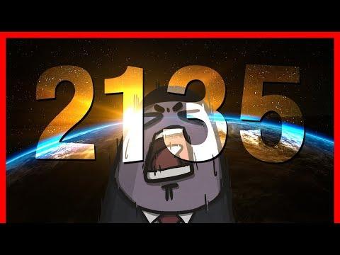 [토스트] 여러분 지구는 2135년에 끝나요 전 그래서 그 전에 미리 죽겠슴다.|빨간토마토