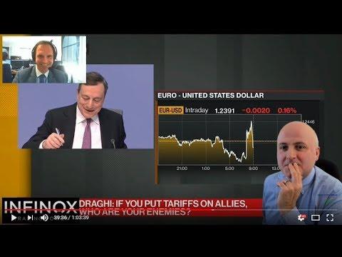 In Diretta La Conferenza Stampa Di Mario Draghi Youtube
