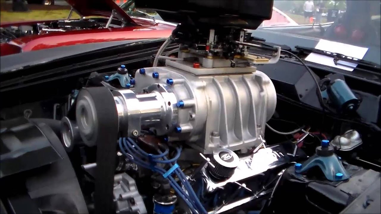 Wicked 471 Blower Sound Youtube
