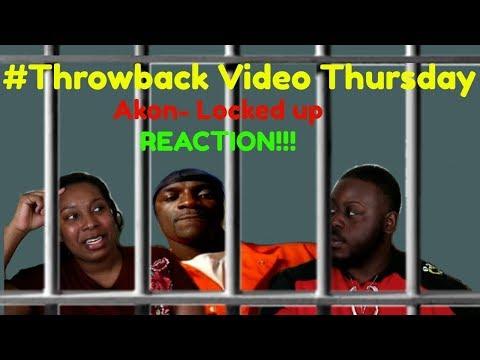 Akon - Locked Up ft. Styles P | REACTION | THROWBACK