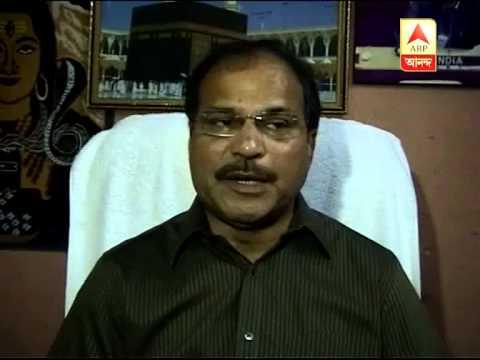 Adhir Chowdhury demands resignation of CM Mamata banerjee on Saradha issue