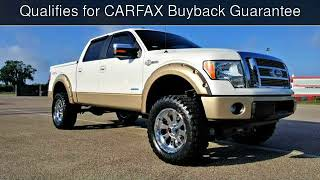 2011 FORD F150 4x4 Lifted TRUCK 150  Used Cars - Palmetto,FL - 2017-12-21