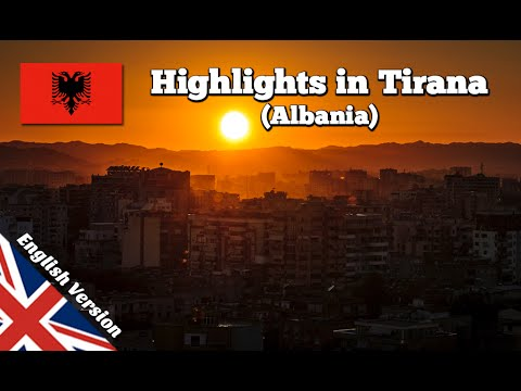 Top Things to do in Tirana, Albania (Balkan Road Trip 03)